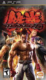 Tekken6psp