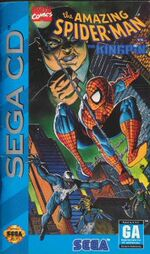 Segacdspiderman
