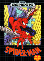 Spider Man vs The Kingpin MD cover