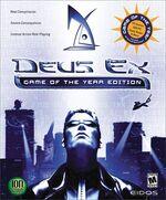 Deus Ex GOTY Edition cover