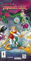 Dragons Lair 3DO cover