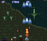 Aero Fighters SNES screenshot