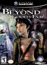 Beyond Good And Evil GC cover