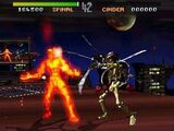 Killer Instinct SNES screenshot