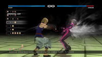 Dead or Alive 5 Plus PSVita screenshot