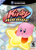 Kirby Air Ride GC cover