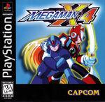Mega Man X4 PSX