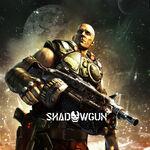 Shadowgun Ouya cover