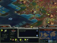 Sid Meier's Alpha Centauri screenshot