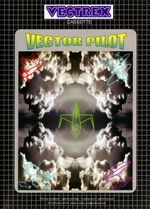 Vector Pilot Vectrex cover