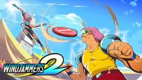 Windjammers 2 cover