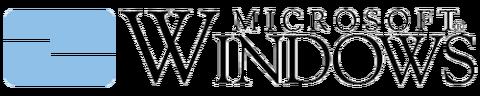 Windows 1 logo