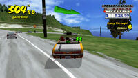Crazy Taxi iOS screenshot