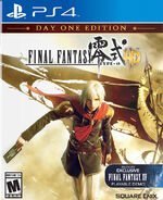 Final Fantasy Type-0 HD PS4