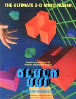 BlockOut arcade flyer
