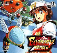 Space Fantasy Zone TGCD cover