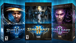 Starcraft 2 Complete Trilogy
