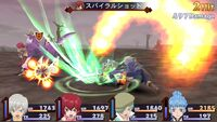 Tales of Innocence R PSVita screenshot