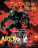 Area 51 flyer