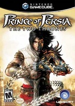 Prince Of Persia The Two Thrones GC cover