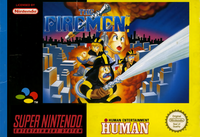 The Firemen SNES cover