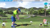 Hot Shots Golf World Invitational PSVita screenshot