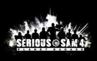 Serious Sam 4 cover