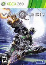 Vanquish front