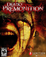 Deadly Premonition cover art