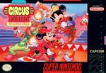 The Great Circus Mystery Starring Mickey And Minnie SNES cover