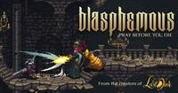 Blasphemous cover