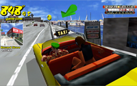 Crazy Taxi Classic Android screenshot