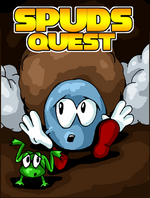 Spuds Quest cover
