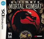 Ultimate Mortal Kombat DS Cover
