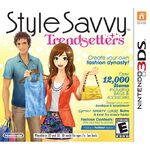 Style savvy trendsetters box art