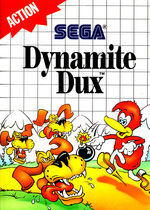 Dynamite Dux SMS box art