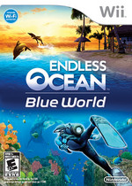 EndlessOceanBlueWorld