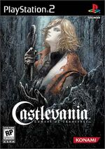 Castlevania - Lament of Innocense (Gamecover)