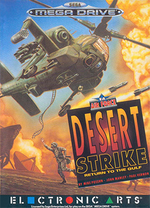 Desert Strike - Return to the Gulf Coverart