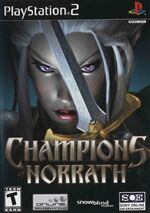 Champions Of Norrath Realms Of EverQuest PS2 cover