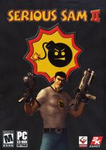 Serious Sam 2 PC cover