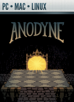 Anodyne cover