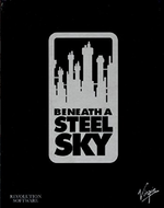 Beneath a Steel Sky Coverart