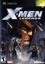 Xbox xmenlegends