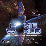 Homeworld box cover