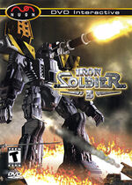 Iron Soldier 3 Nuon cover