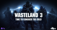 Wasteland 3 cover