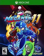 Megaman11ONE