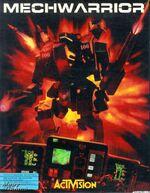 Mechwarrior BOXCOVER