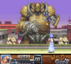 File:Wild Guns SNES screenshot.png
